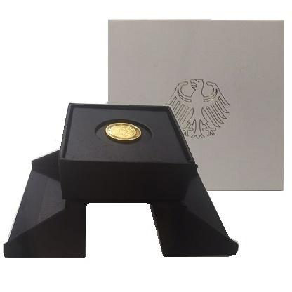 50 Euro Goldmünze Deutschland 2017 Lutherrose Versandfrei